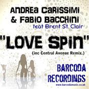 Andrea Carissimi and Fabio Bacchini feat. Brent St. Clair - Love Spin