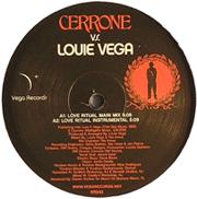 Louie Vega vs. Cerrone - Love Ritual / Dance Ritual