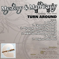 Mystery & Matt Early feat. Paul Hunt - Turn Around