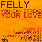 Felly - You Can Spread Your Love [Gordon and Cardell]