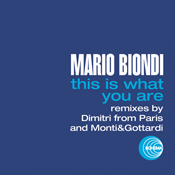 Mario Biondi - This Is What You Are (Remixes) [Schema]