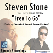 Steven Stone feat. David Bruce Whitley - Free To Go [Barcoda]